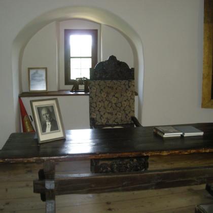 Aus dem Nachlass von Graf von der Schulenburg (Foto: Markt Falkenberg)