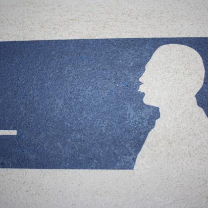 Dieses Symbol geleitet die Besucher durch das MuseumBurg (Foto: Hans Eibauer)