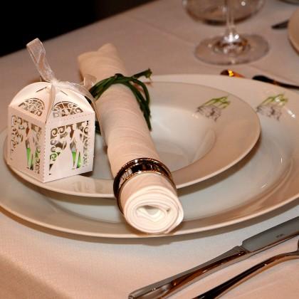 Hochzeitsfeiern und Trauungen auf der Burg