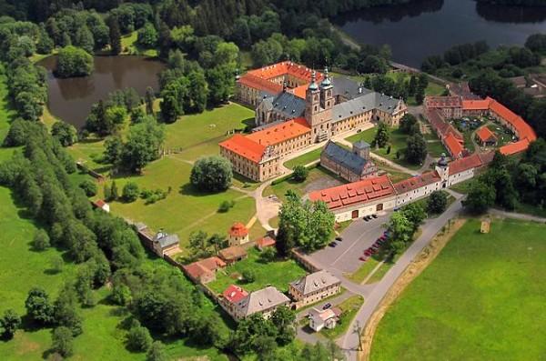 Kloster Teplá (Tepl), Gesamtansicht