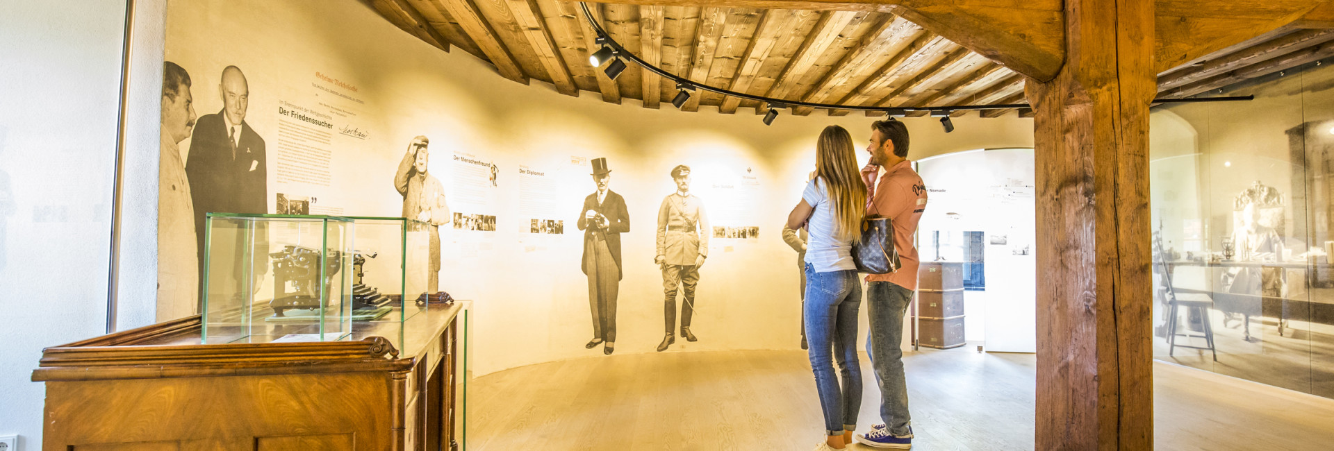 Geschichte erleben auf der Burg Falkenberg in der Oberpfalz