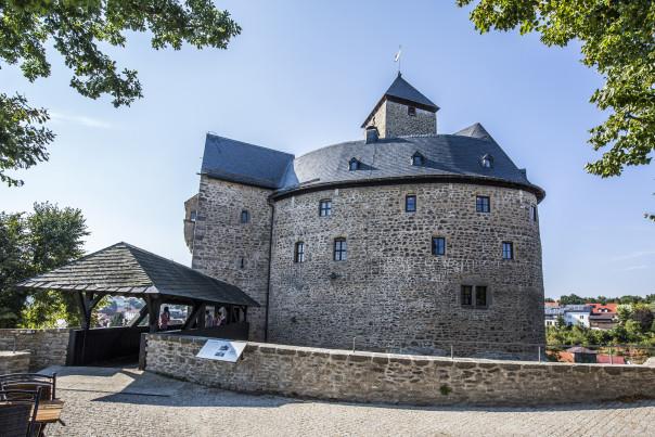 Urlaub und Erholung auf der Burg Falkenberg