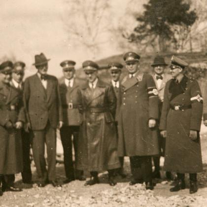 FWS in Falkenberg, 1941