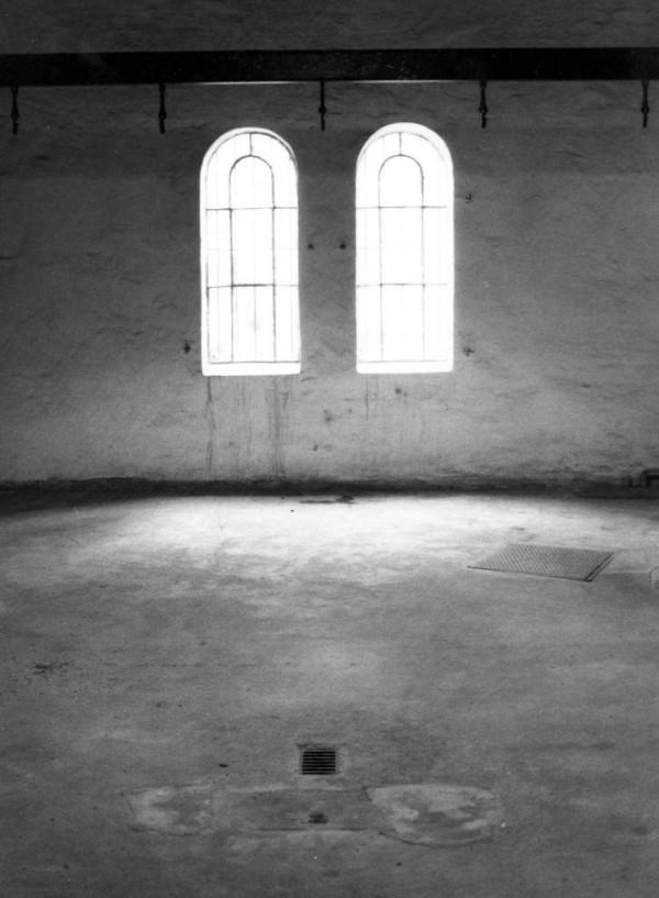 Hinrichtungsstätte Berlin Plötzensee (Reprofoto Doku FWS, Dr. Helm)