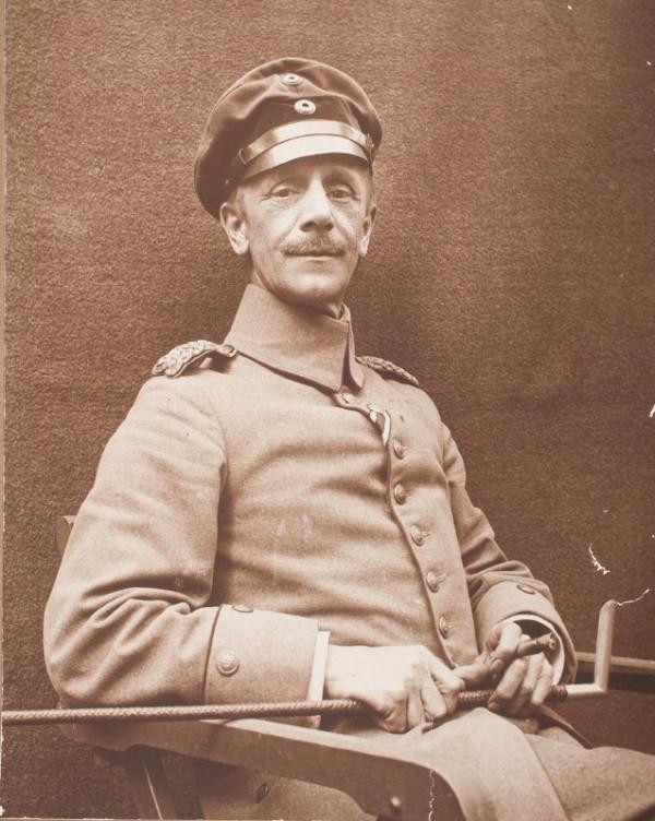 Vater Bernhard