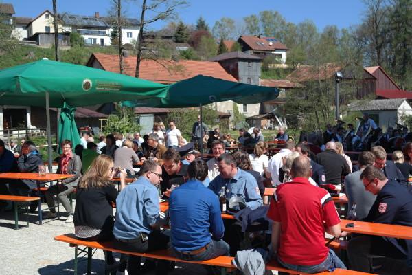 Tag der offenen Tür auf Burg Falkenberg