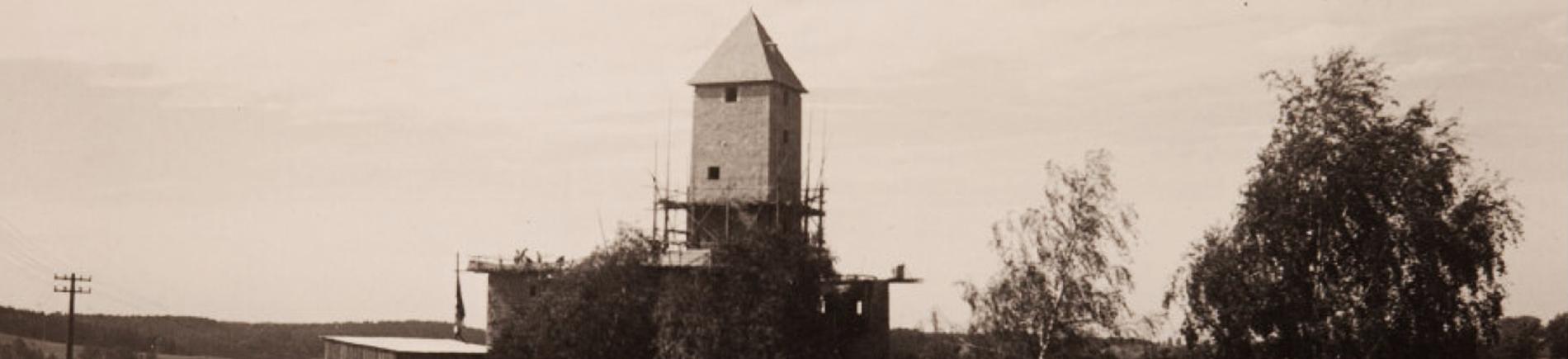 Die Burg Falkenberg zur Neuzeit