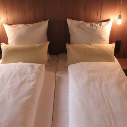 Doppelzimmer Duberg - Übernachten auf der Burg