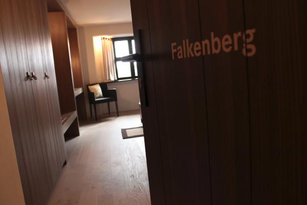 Dopppelzimmer Falkenberg - Urlaub und Ferien auf der Burg