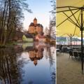Biergartensaison auf der Burg Falkenberg